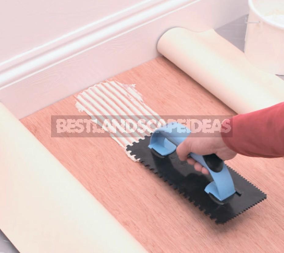How To Lay Linoleum Correctly
