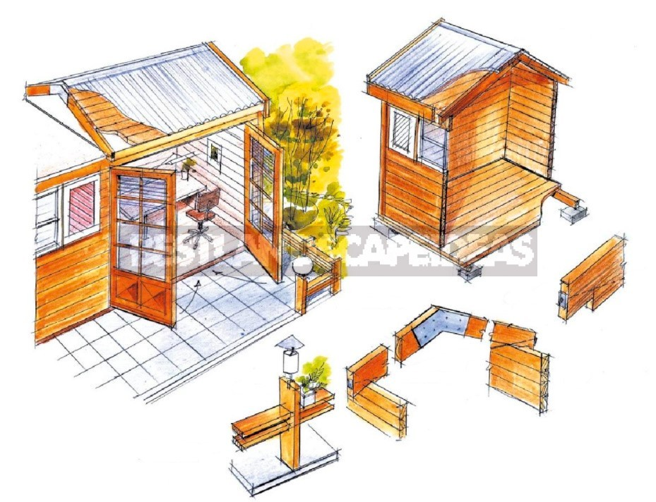 Building a Guest House With Your Own Hands
