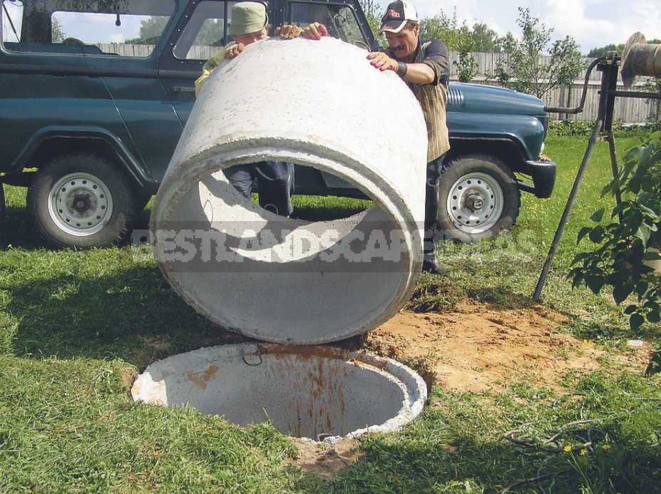 Concrete Ring Well: Step-By-Step Construction