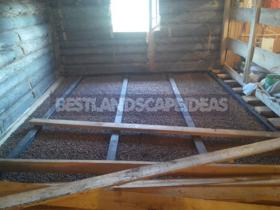 How To Insulate a House With Expanded Clay