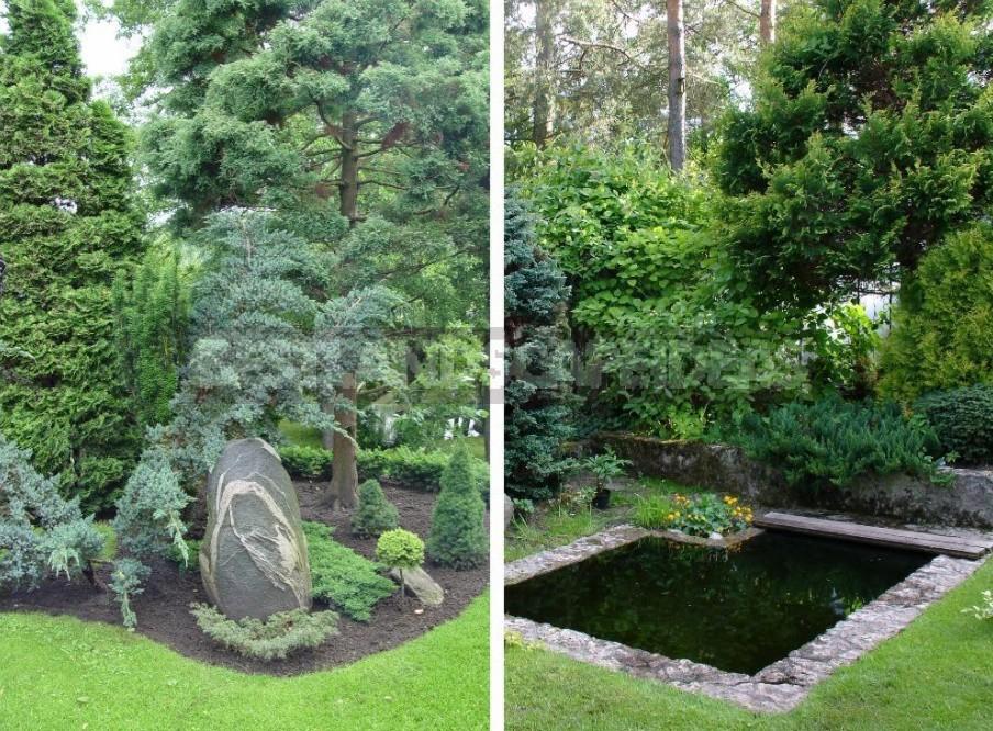 Principles Of Landscape Composition: Integrity, Hierarchy, Accents