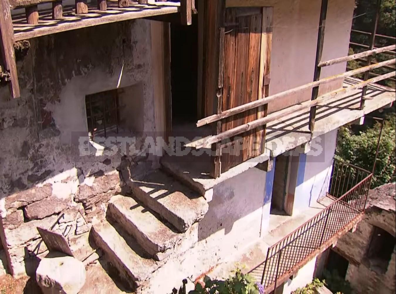Abandoned Villages