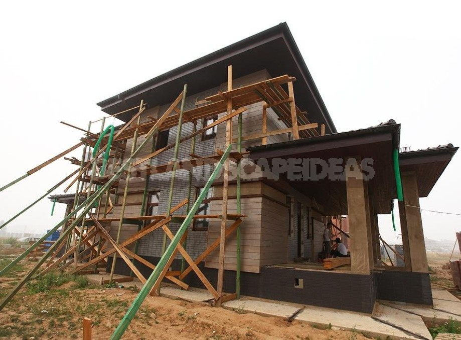 Scaffolding For Cottages With Your Own Hands