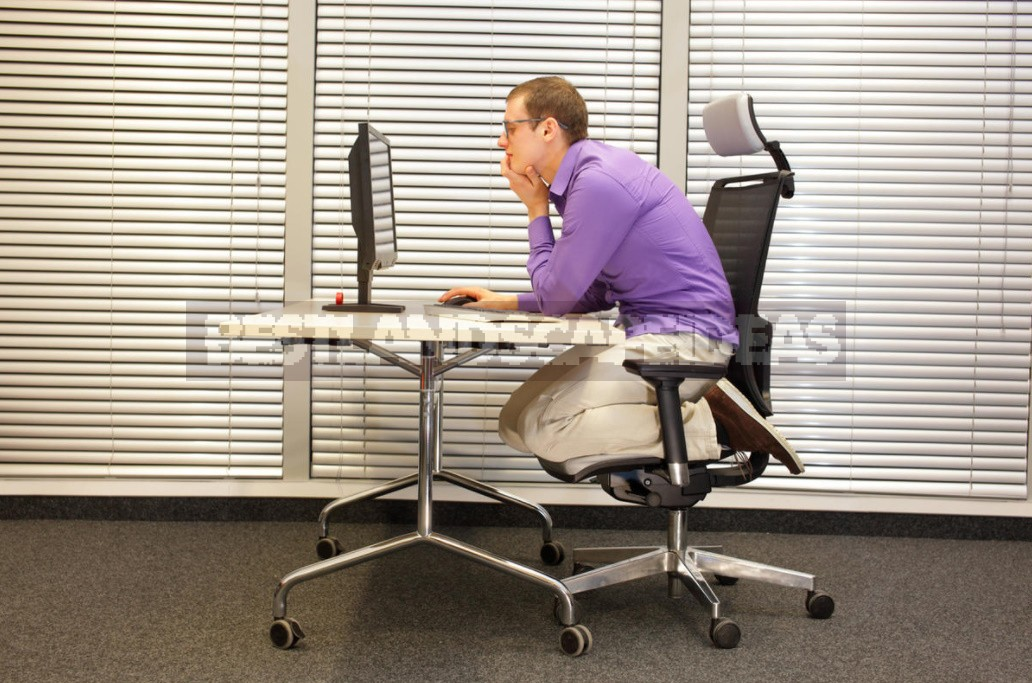 Sedentary Lifestyle: Health Consequences