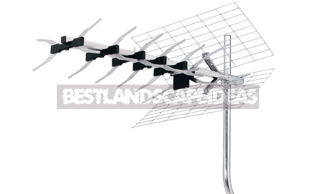 Television In The Country: Types Of Communication, Antennas, Amplifiers